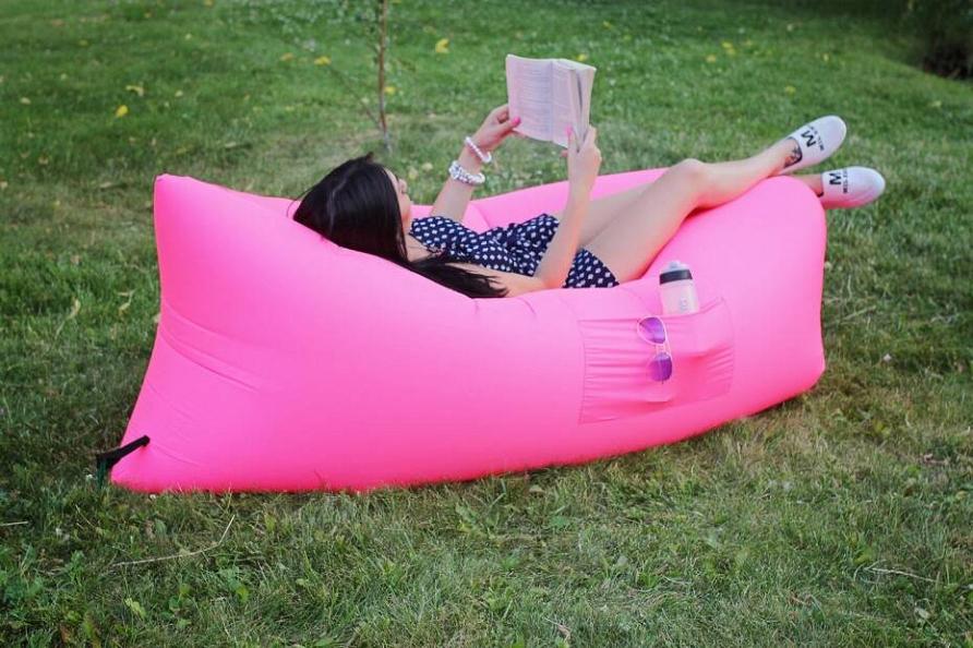 Новинка от бренда Cosmo: Lamzac Airpuf – мягкий диван именно там, где вы хотите