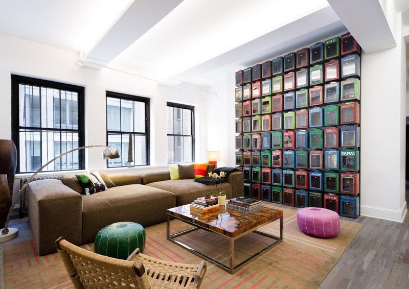 Идеи для оформления молодежной квартиры-студии
