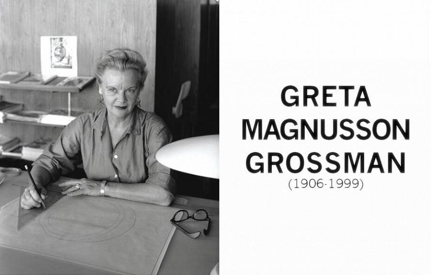 Грета Магнуссон-Гроссман: шведский дизайн «западного» побережья