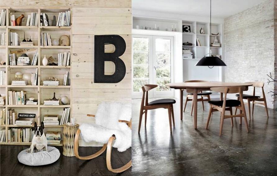 Мебель, свет и декор в скандинавском стиле со скидками до 60%