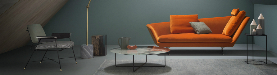 Бархатная мебель в интерьере: стильно, современно, уютно