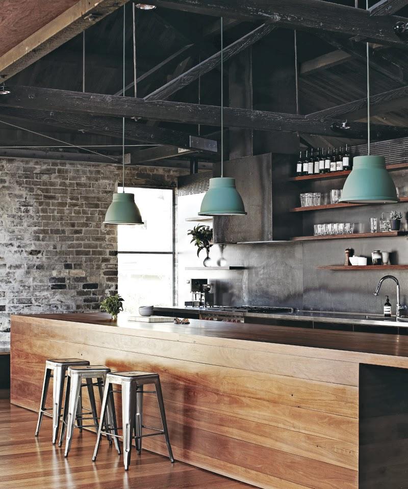 Мебель, свет и декор для лофта