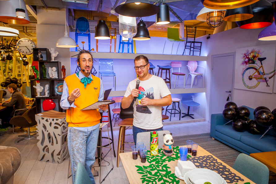 Фотоотчет с V Международного фестиваля мебели и предметов интерьера в «Твинсторе»