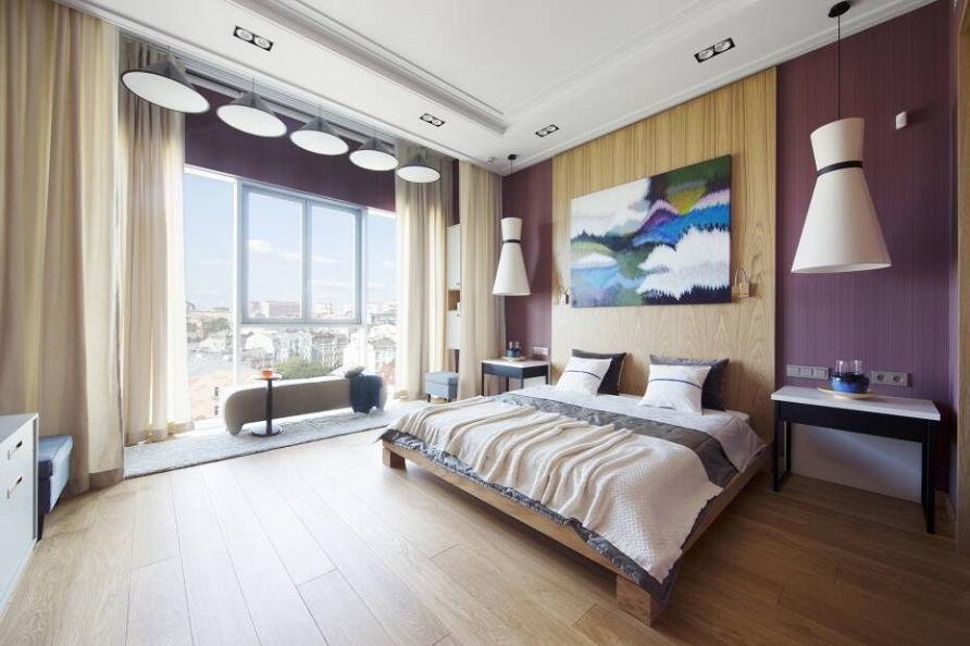 Дизайн-проект квартиры на Цветном бульваре при участии Cosmorelax