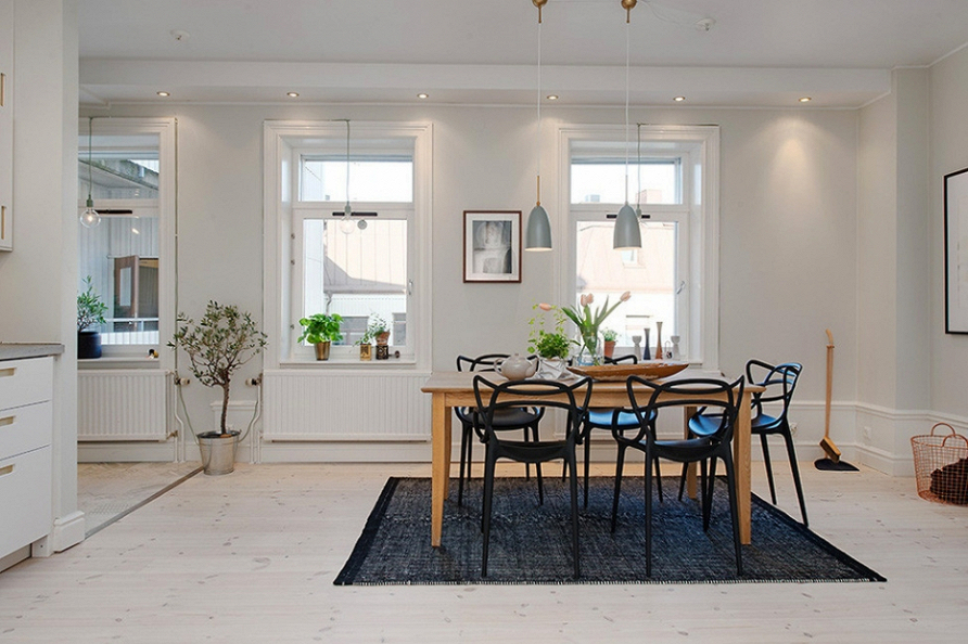 Квартира в Швеции: скандинавский интерьер для жизни