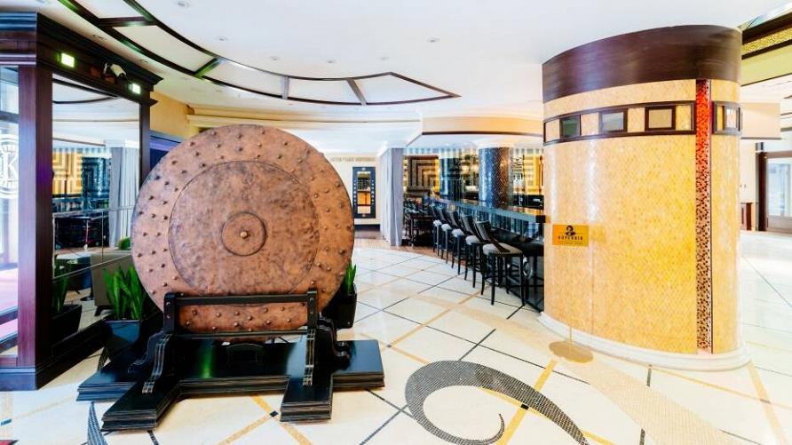 Концептуальный ресторан в центре Москвы при участии Cosmorelax