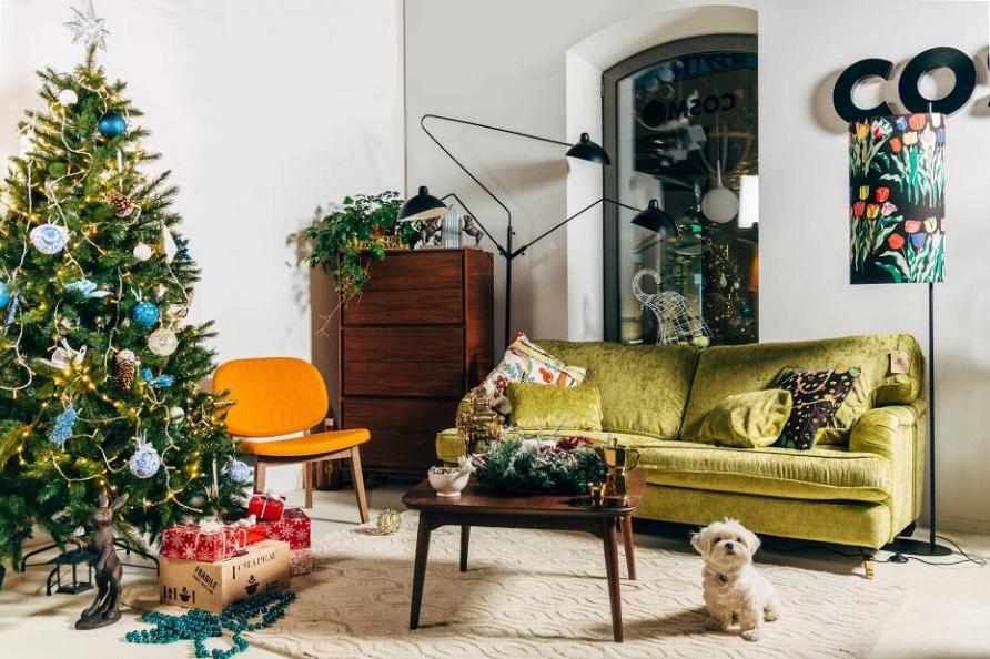 Праздничный уют в вашем доме