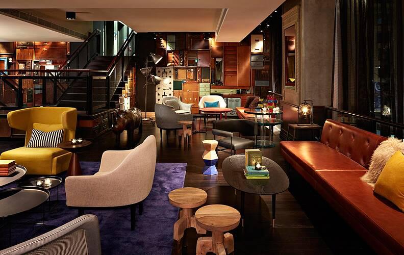 Бутик-отель QT Sydney