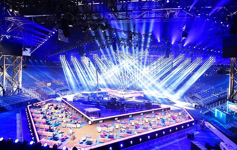 Softline - официальный спонсор конкурса Евровидение 2014