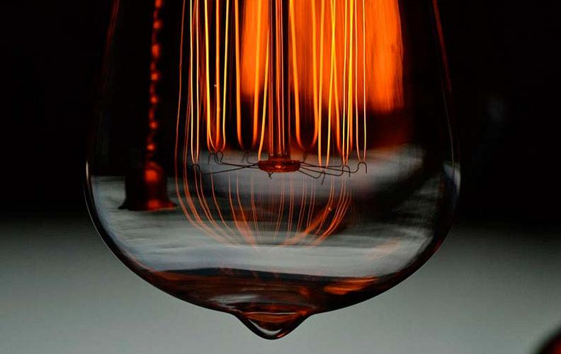 Ретро - лампы в наличии в Cosmorelax.