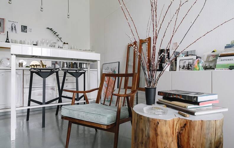Харизматичный интерьер квартиры архитектора Гарри Нуриева.