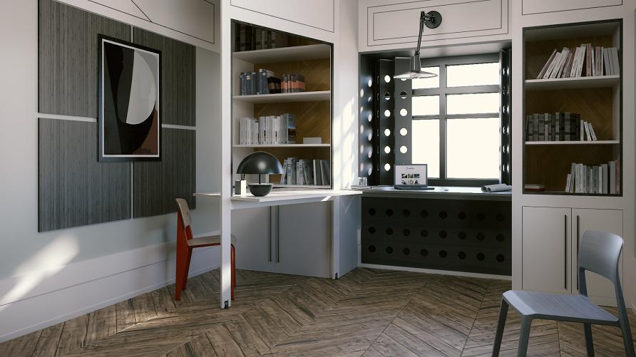 Смотрите 18 марта проект «Спальня с черными ставнями» при участии Cosmorelax