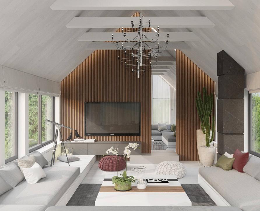 Смотрите 2 апреля проект «Панорамная гостиная» при участии Cosmorelax