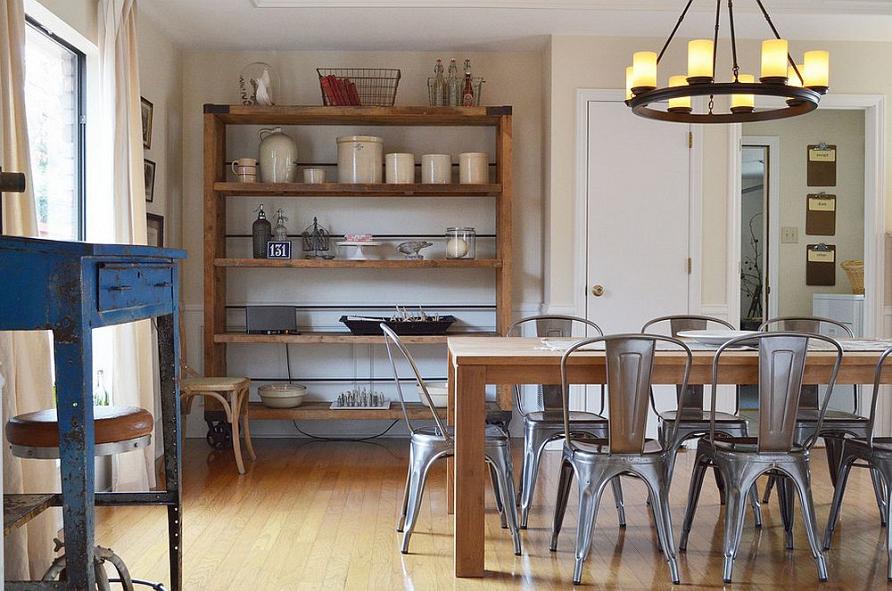 5 идей, как собрать столовый гарнитур и сэкономить