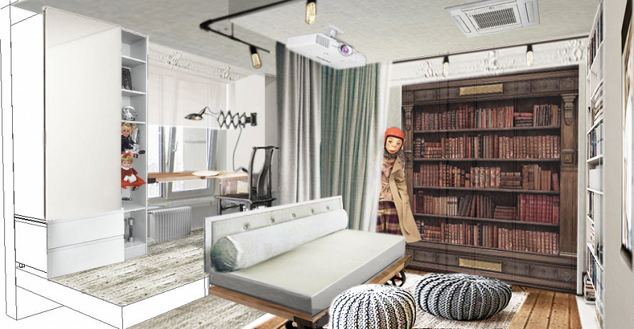 Смотрите 3 июня проект «Спальня с иголочки» при участии Cosmorelax