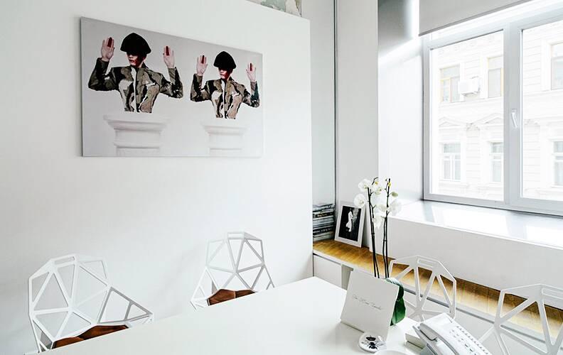 """Офис """"V Confession"""" от архитектурной студии M17"""