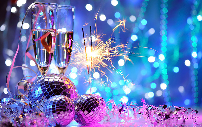 Готовимся к новогодней вечеринке!
