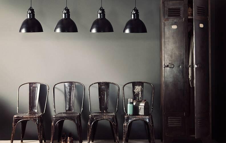 Как подобрать освещение для лофта?