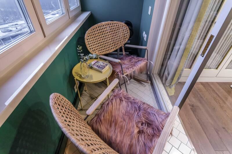 Спальня в тисовой роще