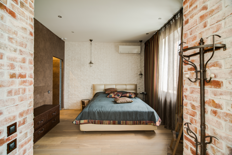 Квартира с элементами лофта в Москве