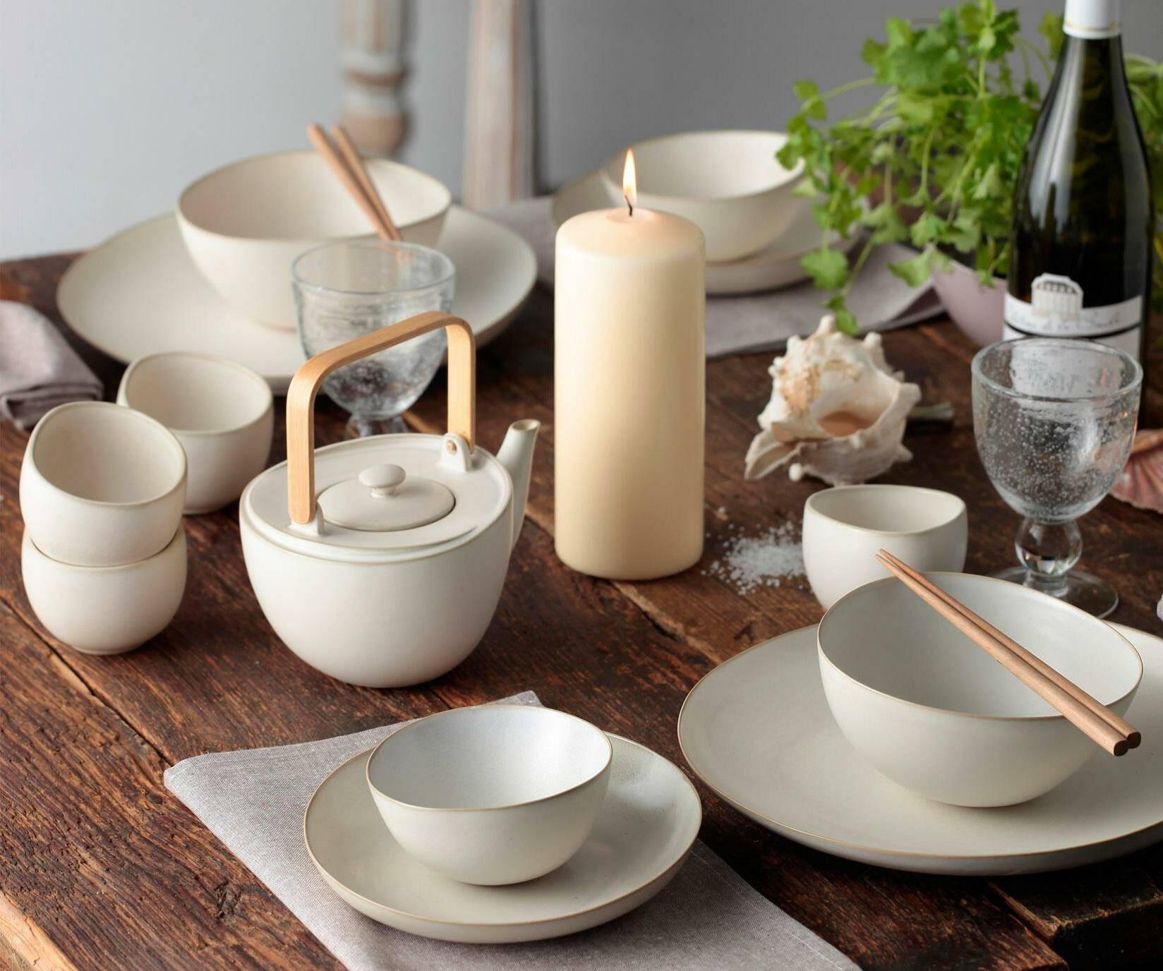 Новинки декора и посуды бренда Cosmo
