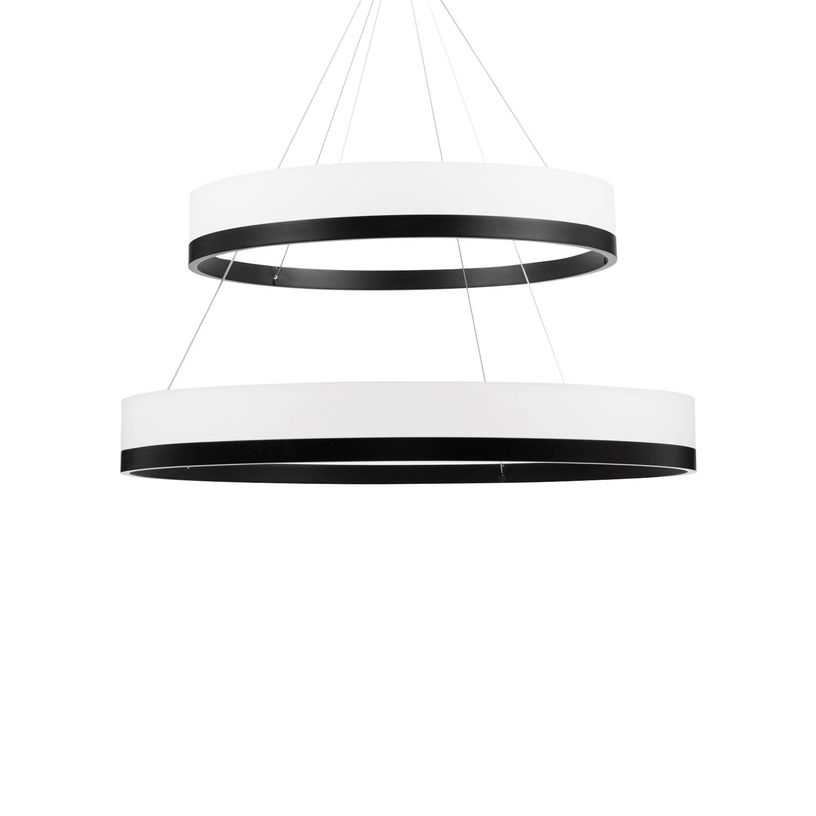 Подвесной светильник Double Circle диаметр 44