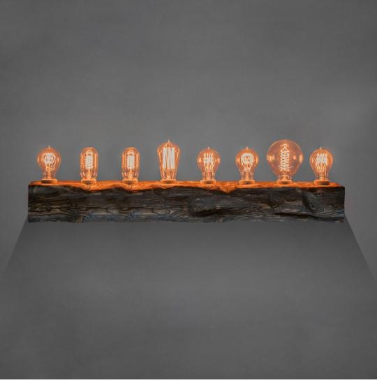 Настенный светильник Cube 8