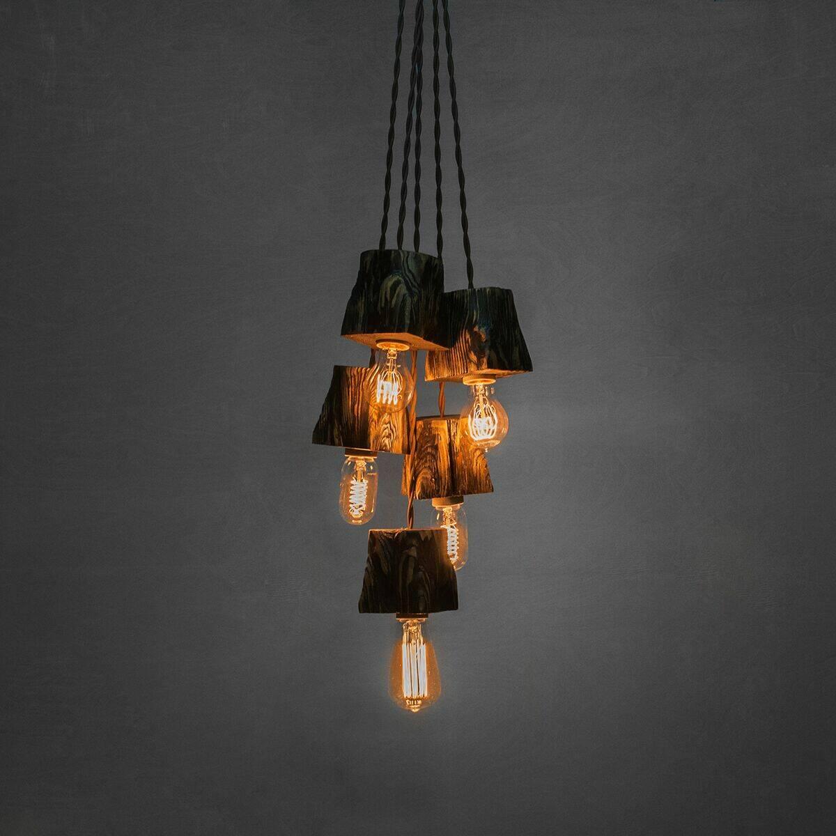 Подвесной светильник Querk 5