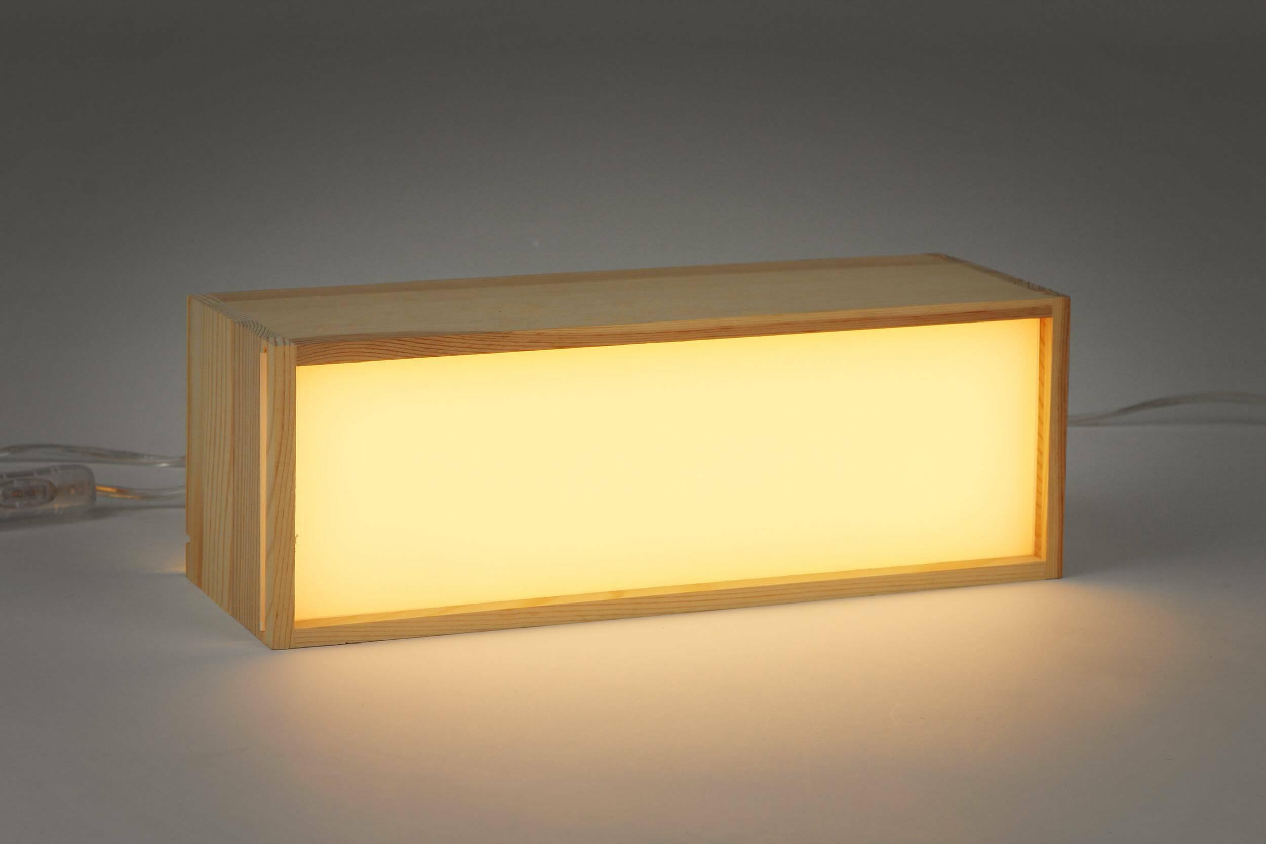 Настольный светильник Lighthink Box 3