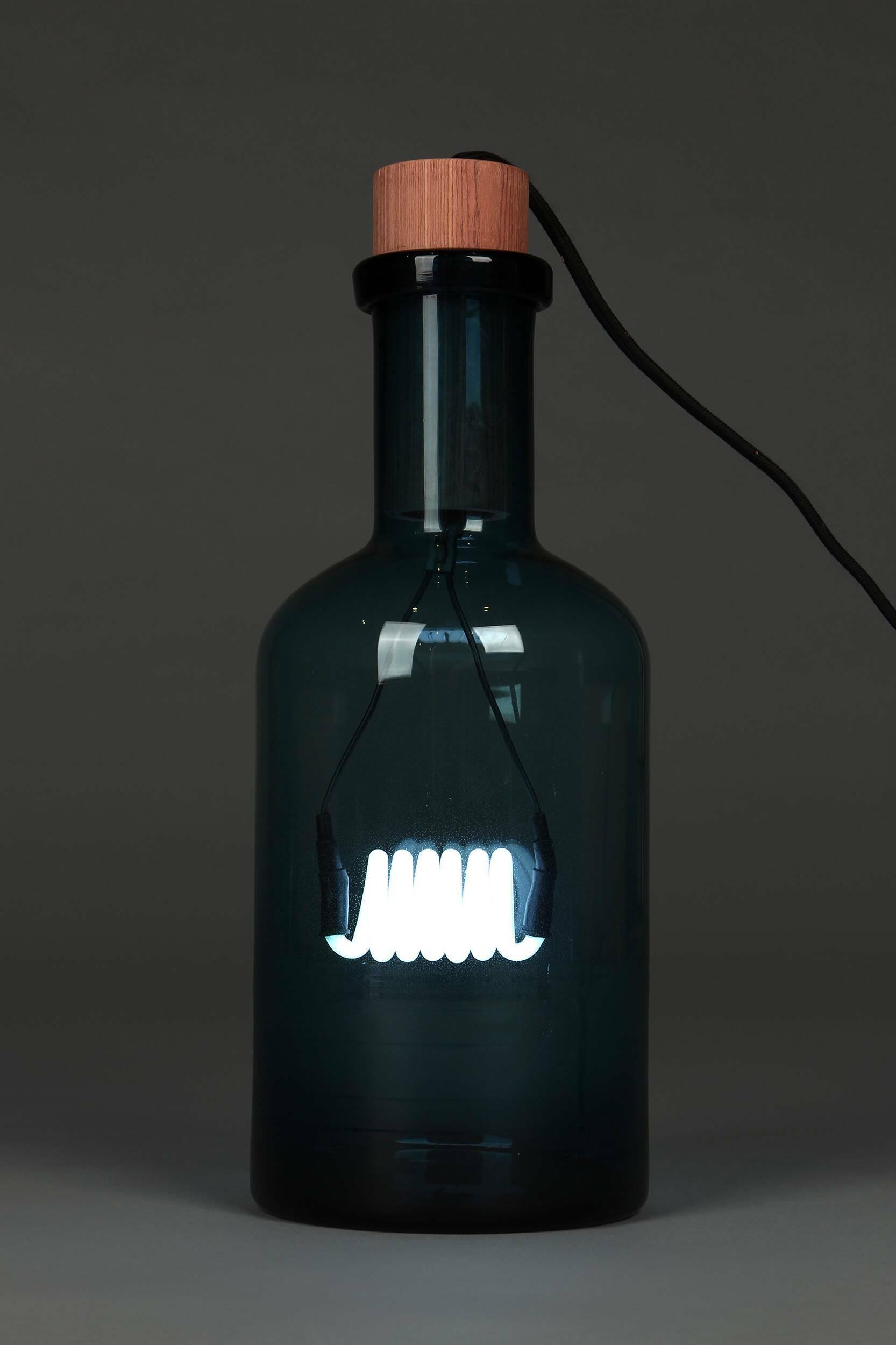 Настольный светильник 'Bouche Blue'