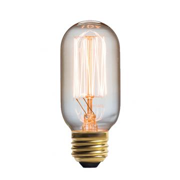 Винтажная лампа Эдисон Radios Squirrel Сage (Т45) 15 нитей