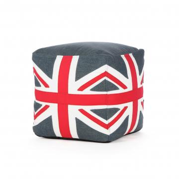Пуф Union Jack