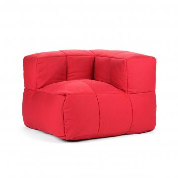 Кресло бескаркасное Palais Royal 1 красное