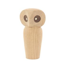 Статуэтка Owl, светло-коричневый