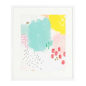 Постер Dots and Mottle
