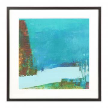 Постер Winter River