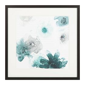 Постер Water Flowers