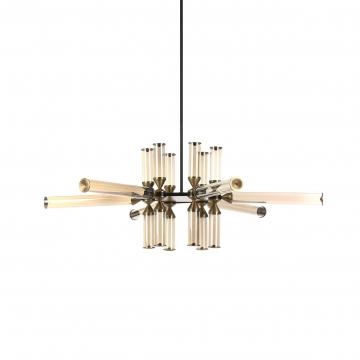 Потолочный светильник Plume, 18 ламп