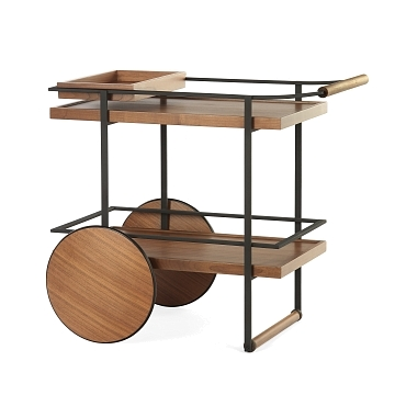 Кофейный стол James Bar Cart