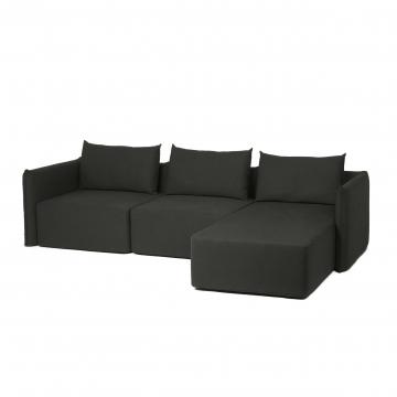 Модуль дивана CAPE с подлокотником, левый