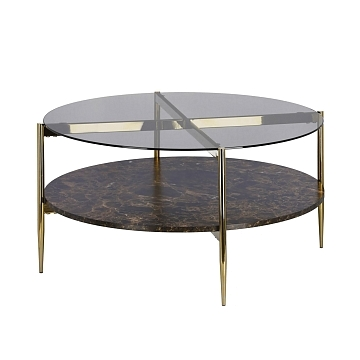 Кофейный стол Kamilah диаметр 84