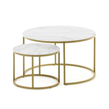 Набор кофейных столов Leonor