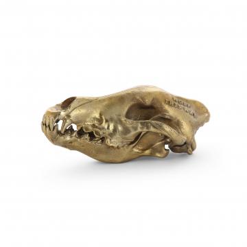 Настольная статуэтка Wolf Skull