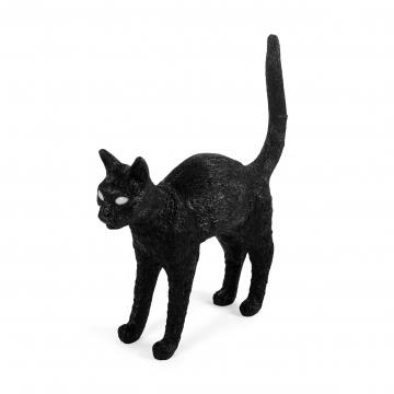 Настольный светильник Jobby The Cat Black