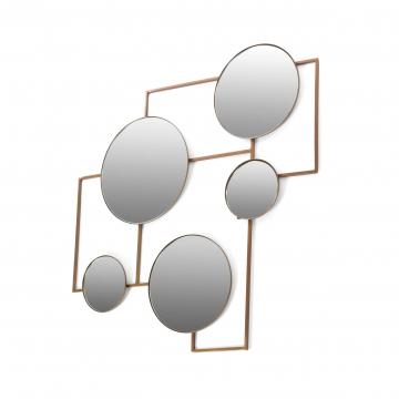 Зеркало Platte 83x81