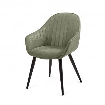 Кресло Herbert зеленое